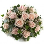 Biedemeier-rozen-en-gips